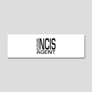 Future NCIS agent Car Magnet 10 x 3
