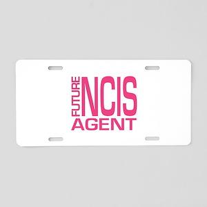 Future NCIS agent Aluminum License Plate