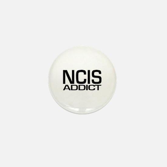 NCIS addict Mini Button