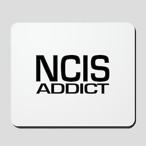 NCIS addict Mousepad