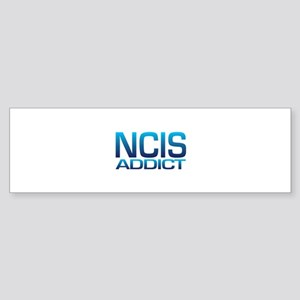 NCIS addict Sticker (Bumper)