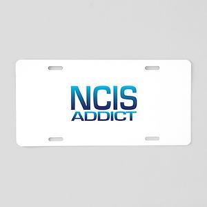 NCIS addict Aluminum License Plate