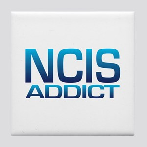 NCIS addict Tile Coaster