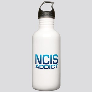 NCIS addict Stainless Water Bottle 1.0L