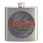 Relax Earth Flask