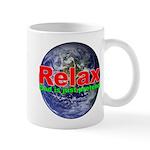 Relax Earth Mug