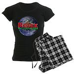 Relax Earth Women's Dark Pajamas