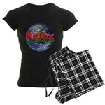 Relax Earth Women's Dark Pajamas