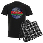 Relax Earth Men's Dark Pajamas
