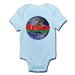 Relax Earth Infant Bodysuit