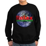 Relax Earth Sweatshirt (dark)