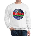 Relax Earth Sweatshirt