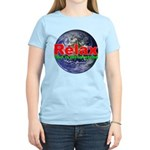 Relax Earth Women's Light T-Shirt
