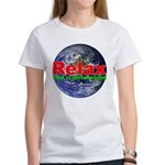 Relax Earth Women's T-Shirt