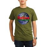 Relax Earth Organic Men's T-Shirt (dark)