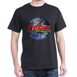 Relax Earth Dark T-Shirt