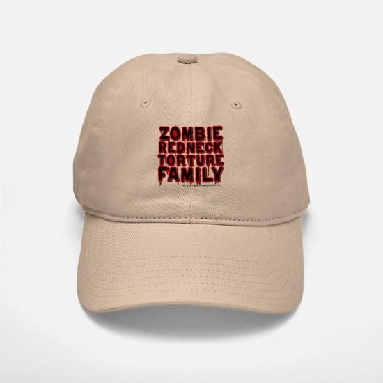 Zombie Redneck Torture Family Blood Baseball Baseball Cap