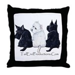 TailEndProductions.Com Throw Pillow
