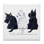 TailEndProductions.Com Tile Coaster