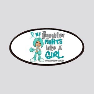 Fights Like a Girl 42.9 Ovarian Cancer Patches