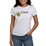 Avocado: Good Fat Women's T-Shirt