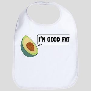 Avocado: Good Fat Bib