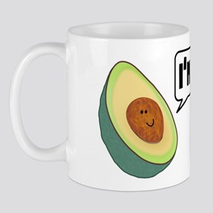 Avocado: Good Fat Mug