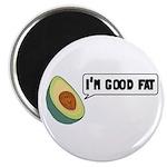 Avocado: Good Fat Magnet
