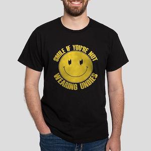 No Undies Dark T-Shirt