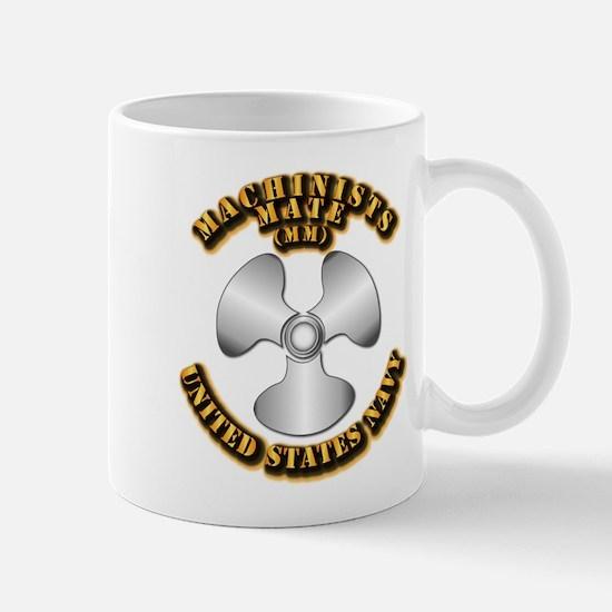 Navy - Rate - MM Mug