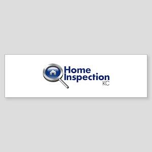 Home Inspection KC Sticker (Bumper 10 pk)