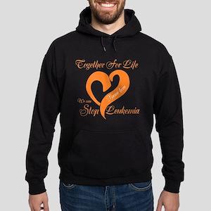 Personalize Leukemia Hoodie (dark)