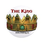 """kingsm3 3.5"""" Button (100 pack)"""