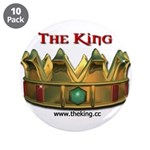 """kingsm3 3.5"""" Button (10 pack)"""