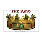 kingsm3 20x12 Wall Decal