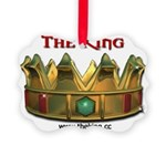 kingsm3 Picture Ornament