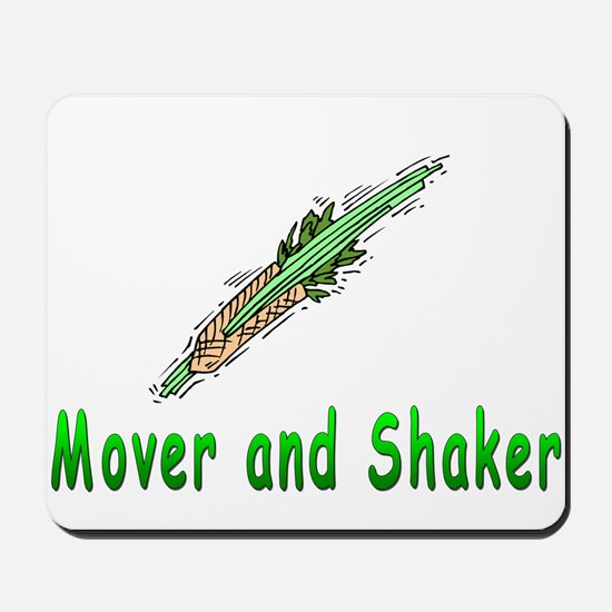 Jewish Mover and Shaker Mousepad