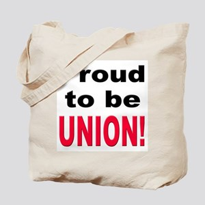 Proud Union Tote Bag