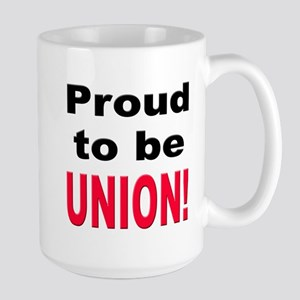 Proud Union Large Mug