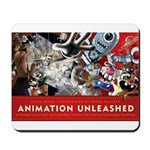 Animation Unleashed Explosive cover art Mousepad