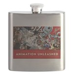 Animation Unleashed Explosive cover art Flask