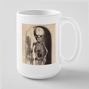 Skeletal Child Alcove Large Mug
