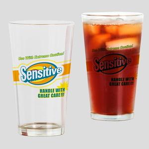 Sensitive Drinking Glass