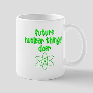 Future Nuclear Doer Mug