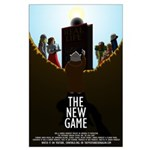 The New Game Large Poster