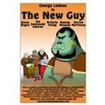 The New Guy Large Poster