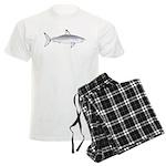 Great White Shark Men's Light Pajamas