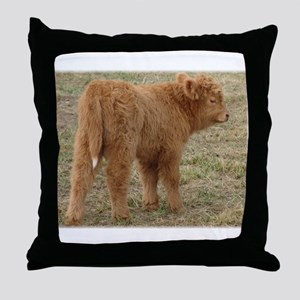 Little White Tail Throw Pillow