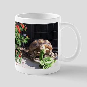 Sulcata Tortoise Mug