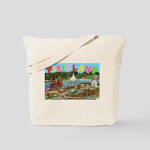 Pixieland Tote Bag